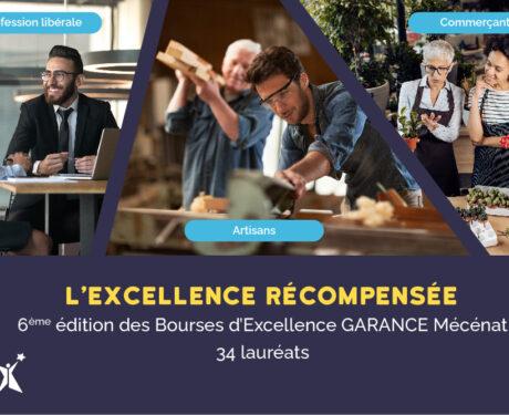 6ème édition des Bourses d'Excellence: les lauréats sont connus!